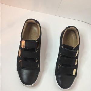 Aldo Casual Black And White platform shoes